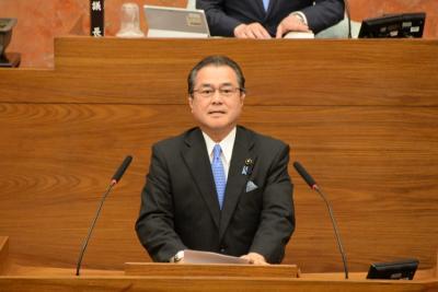 神奈川県議会 議長就任 ご挨拶